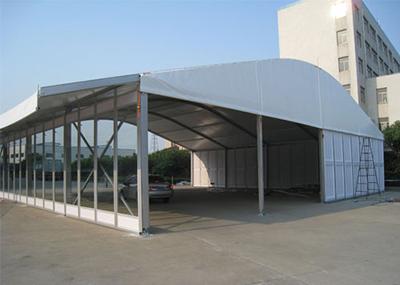 弧形尖顶篷房