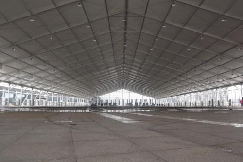 煤炭环保篷房