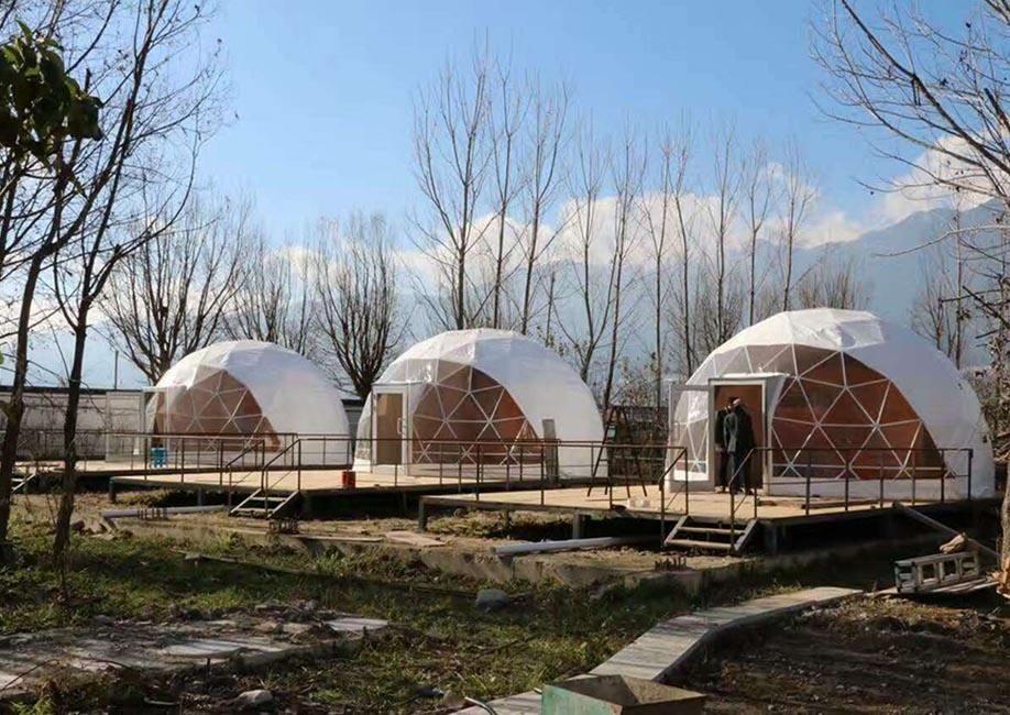 球形篷房帐篷